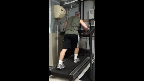 Dead Treadmill Cardio For Developing the Glutes...Get a Better Butt FAST With This Training Trick