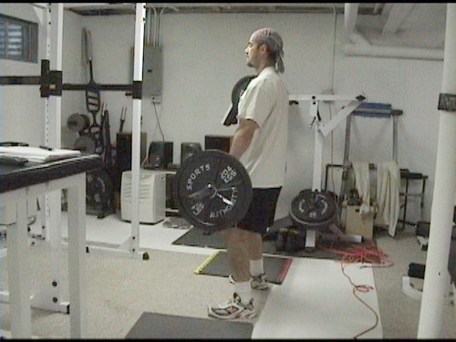 A Posterior Chain Barbell Complex For Challenging Your Strength, Endurance and Cardio Capacity