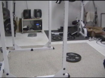 Weight Plate Leg Curls For Working Hamstrings Without a Leg Curl Machine